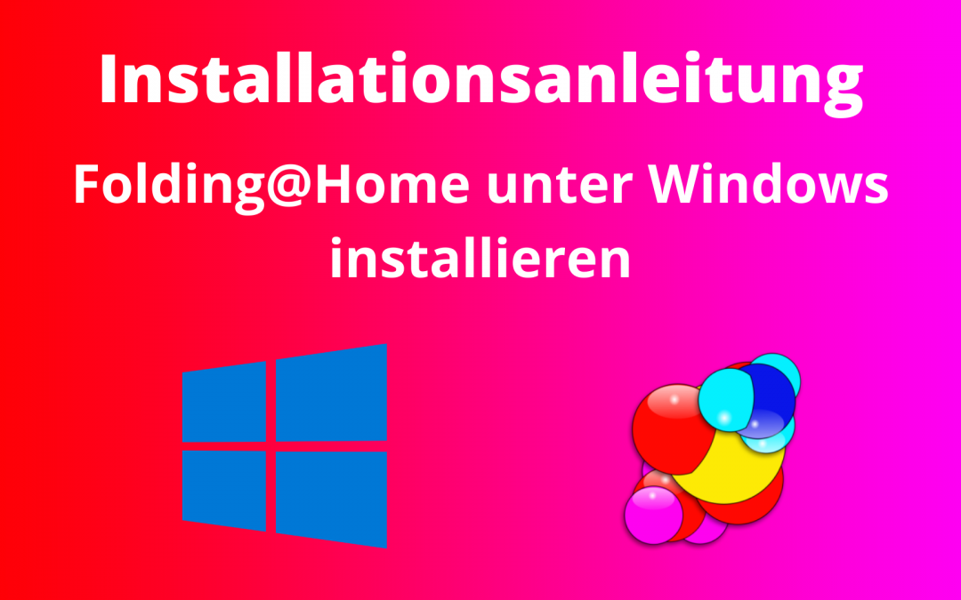Folding@Home unter Windows installieren